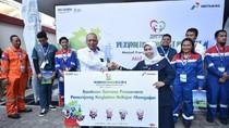 Jadi Guru Sehari, Pegawai Pertamina Beri Bantuan untuk SD di Jakarta