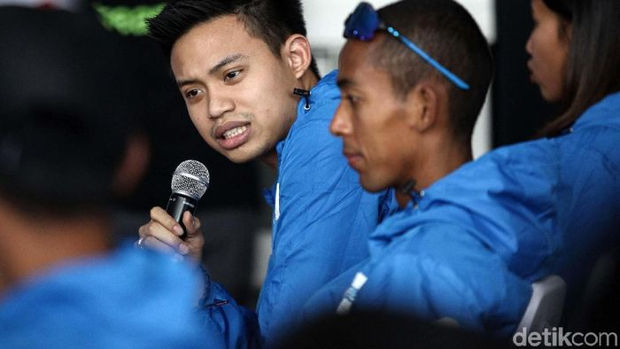 Andakara Prastawa percaya timnas basket Indonesia bisa unjuk gigi. (Foto: Rifkianto Nugroho)