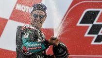 Quartararo Resmi Temani Vinales di Yamaha, Rossi Terdepak