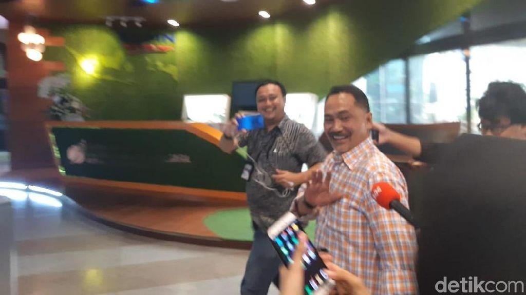 Rizal Mallarangeng Merapat ke Kantor Erick Thohir