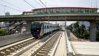 MRT Jakarta Kembali Beroperasi Normal Jumat 5 Juni