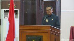 Gubernur Sulsel Serahkan DIPA 2020, Ingatkan Pemda Buat Program Bermanfaat