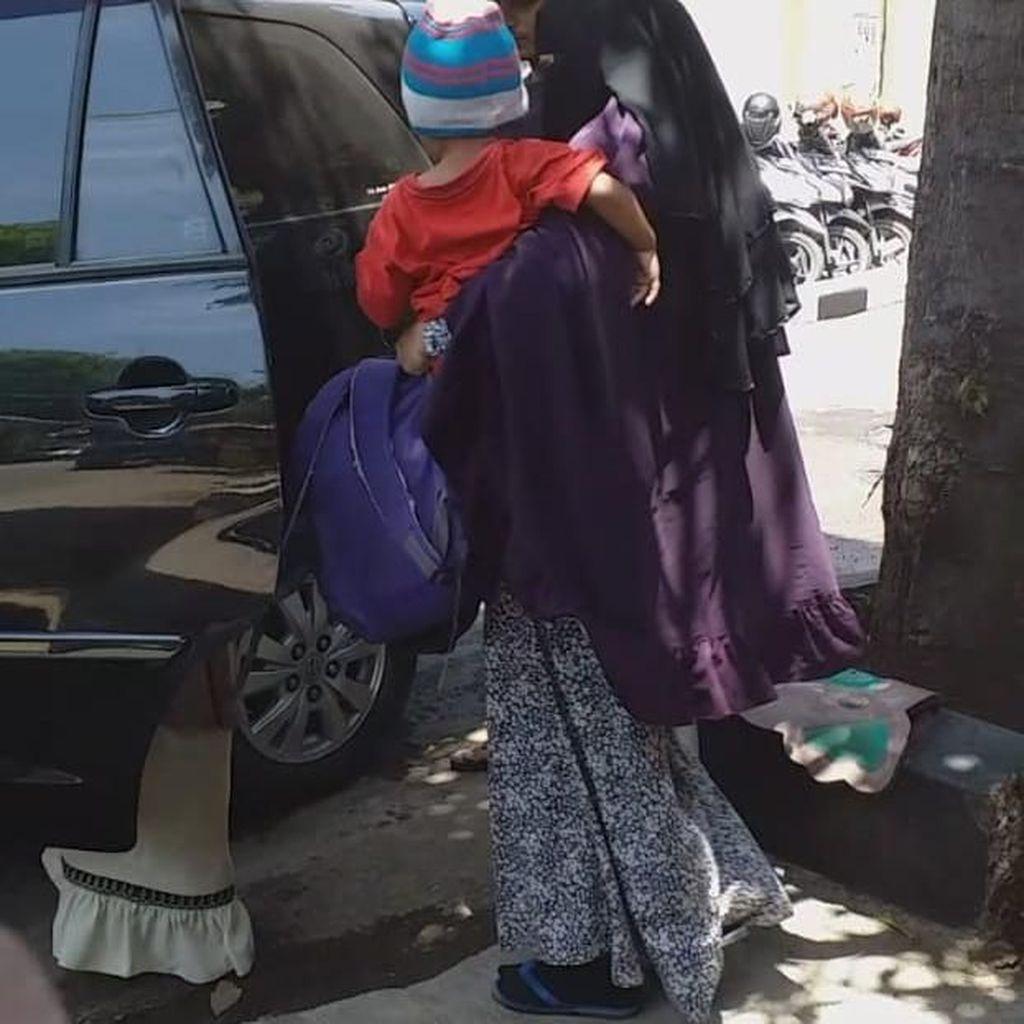 Seorang Pria Terduga Teroris Jaringan Bom Medan Diamankan di Pasuruan