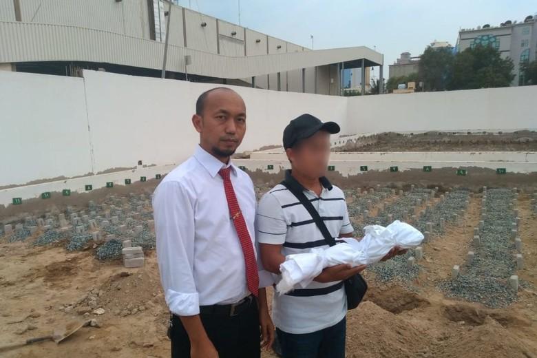KJRI Bantu Makamkan Janin 7 Bulan yang Sempat Ditolak RS di Jeddah
