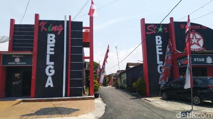 Lokalisasi Gambilangu di perbatasan Kendal-Semarang, (Foto: Angling Adhitya Purbaya/detikcom)