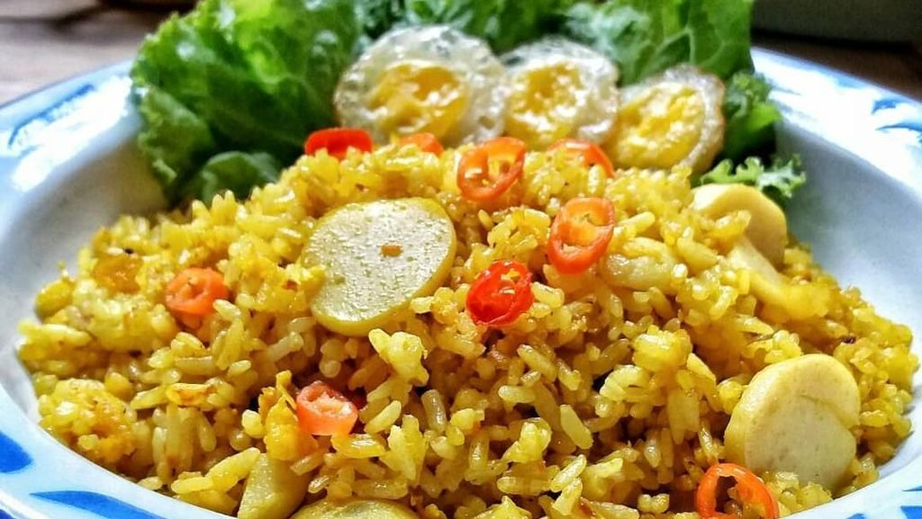 5 Kreasi Nasi Goreng Asli Indonesia yang Nikmat untuk Sarapan