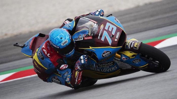 Alex Marquez naik ke kelas MotoGP untuk musim 2020. (Foto: Mirco Lazzari gp/Getty Images)