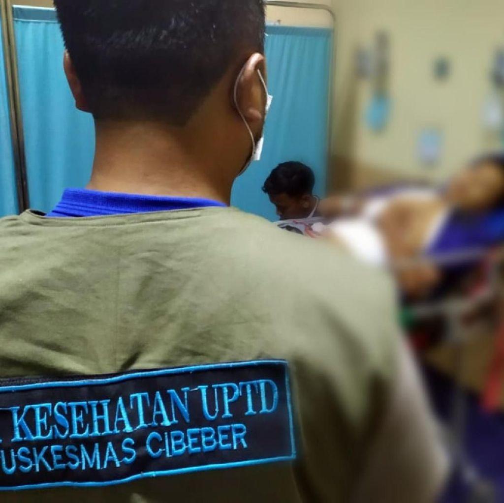 Bentrok Dua SMK di Cianjur, Seorang Siswa Luka Sabetan di Perut