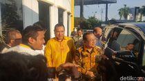 Tiba di DPP PKS, Tommy-Titiek Soeharto Disambut Sohibul Iman