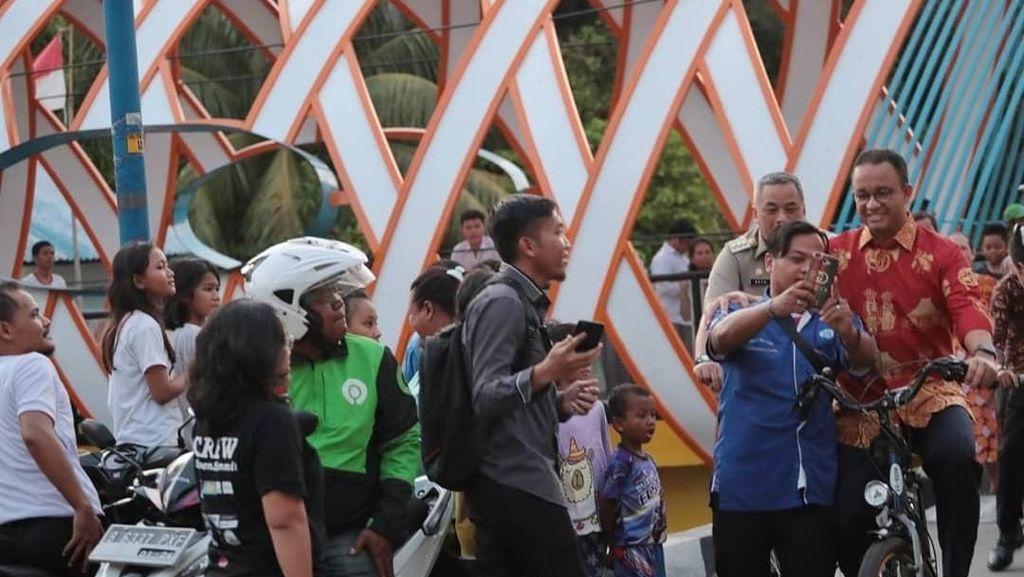 Anies: Jakarta Bukan Hanya Sudirman-Thamrin