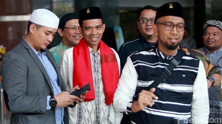 Ternyata Kehadiran Ustaz Somad di KPK Sempat Dicegah, Kenapa?