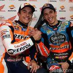 Marquez Bersaudara di Honda, Marc Diyakini Akan Terpengaruh Lebih Besar