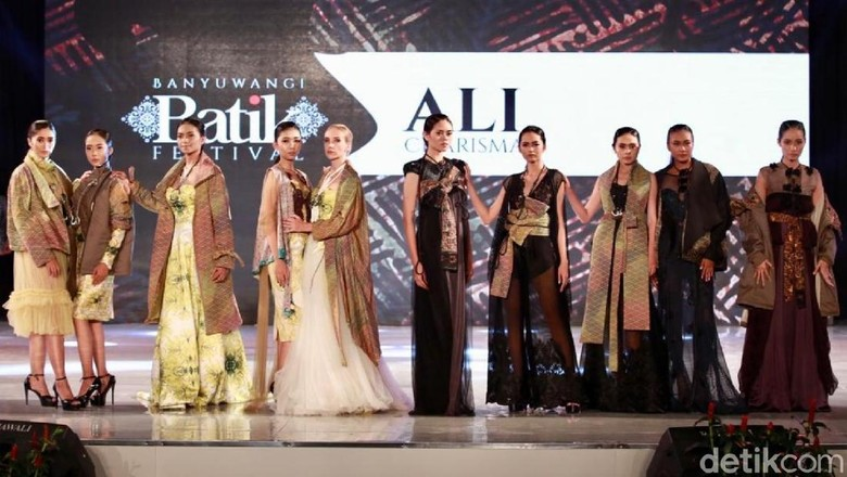 Banyuwangi Batik Festival, Samuel Wattimena Siap Berkolaborasi