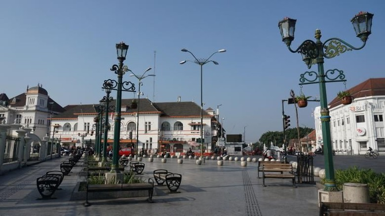 Titik Nol Kilometer Yogyakarta, Yogyakarta