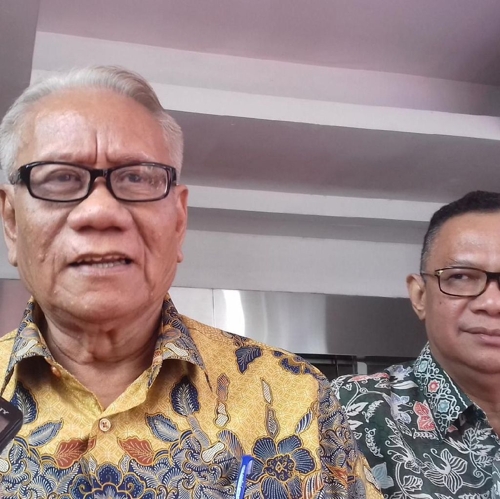 DKPP Lapor Masalah Anggaran 2020 ke Mendagri Tito