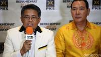 PKS dan Partai Berkarya menghasilkan lima kesepakatan usai mengadakan pertemuan tertutup.