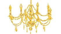 Intip Rumah Berlapis Emas Crazy Rich Palu yang Kisahnya Inspiratif