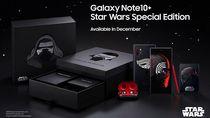 Samsung Hadirkan Galaxy Note 10+ Edisi Star Wars