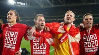 Link Live Streaming Euro 2020: Denmark Vs Finlandia di Mola Melalui detikcom