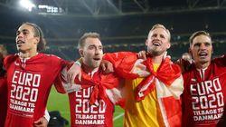 Swiss dan Denmark Lolos ke Piala Eropa 2020