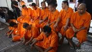 BNN Gulung Pengedar Sabu Jaringan Malaysia, Kaltim dan Aceh