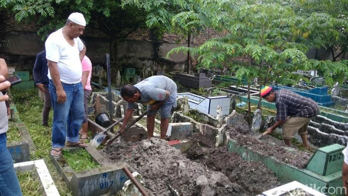 TPU Kemiri, Kelurahan Sudirejo, Medan Kota/Foto: Datuk Haris Molana-detikcom