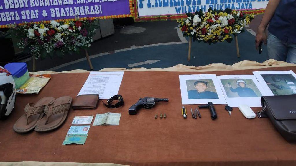 Pelaku Curanmor yang Ditembak Mati di Depok Simpan Jimat di Bajunya