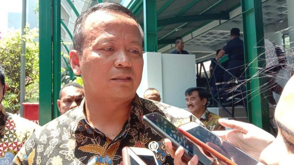 Edhy Prabowo Bolak-balik ke Kantor Luhut, Ada Apa?