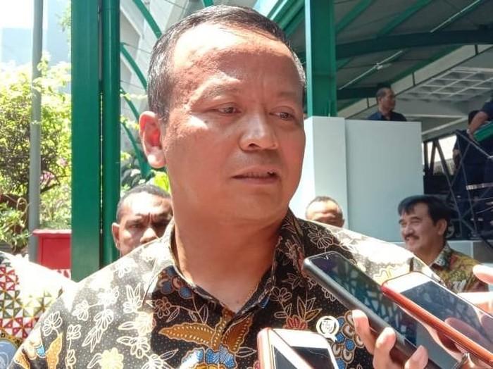 Menteri Kelautan dan Perikanan (KKP) Edhy Prabowo (Foto: Anisa Indraini/detikcom)