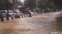 Banjir Lagi di Jalanan Kota Samarinda