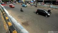 Jalan Raya Pondok Gede Kini Bersih dari Genangan dan Sampah