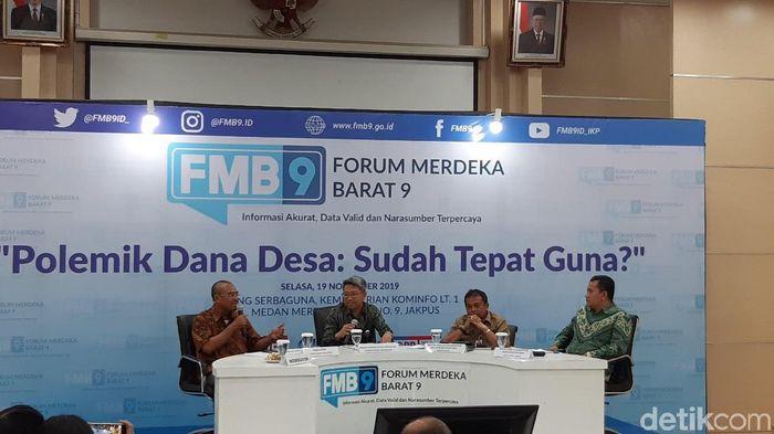 Foto: Forum Merdeka Barat (Fadhly - detikfinance)