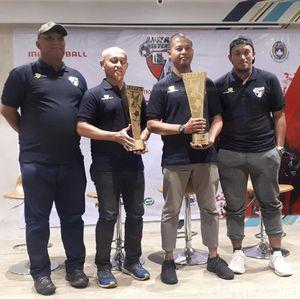Jakarta Gelar Turnamen Sepakbola Usia Dini Level Internasional