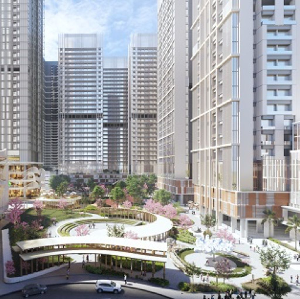 Mistubishi Bangun Kota Jepang Pertama di RI Rp 13 Jutaan/Meter
