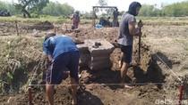 Ekskavasi Tumpukan Batu di Lamongan Temukan Porcelen Masa Dinasti Yuan