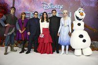 Terharu, Ini Curhat Pengisi Suara Elsa Frozen Soal Nasibnya