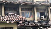 Api Kembali Muncul di Gedung SMK Yadika 6 Bekasi, Guru-guru Panik