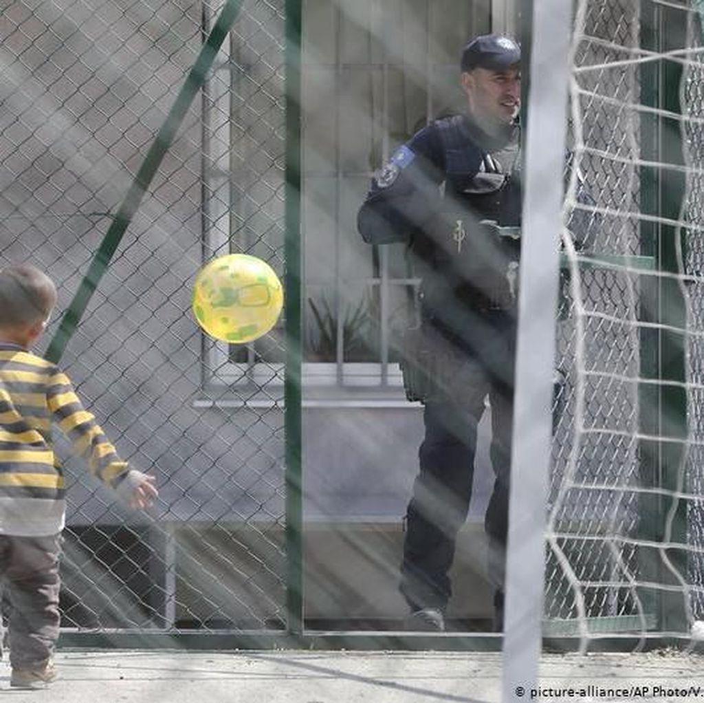 Peneliti PBB: AS Tahan Lebih dari 100.000 Anak-anak Migran