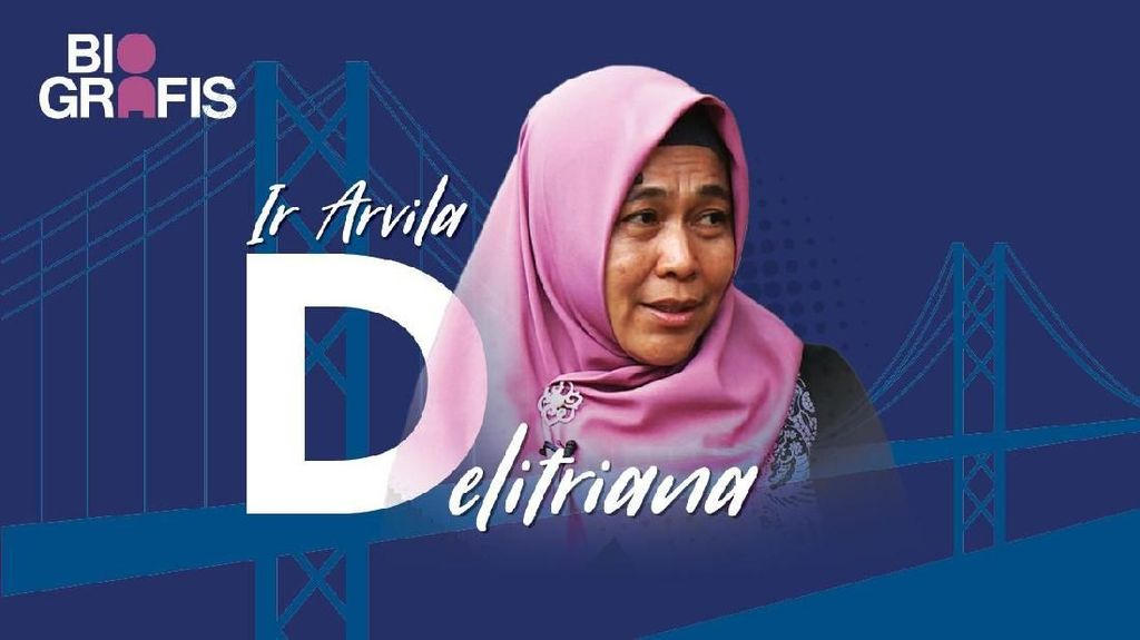 Dina Arvila, Ibu Jembatan yang Dipuji Menteri hingga Presiden Jokowi