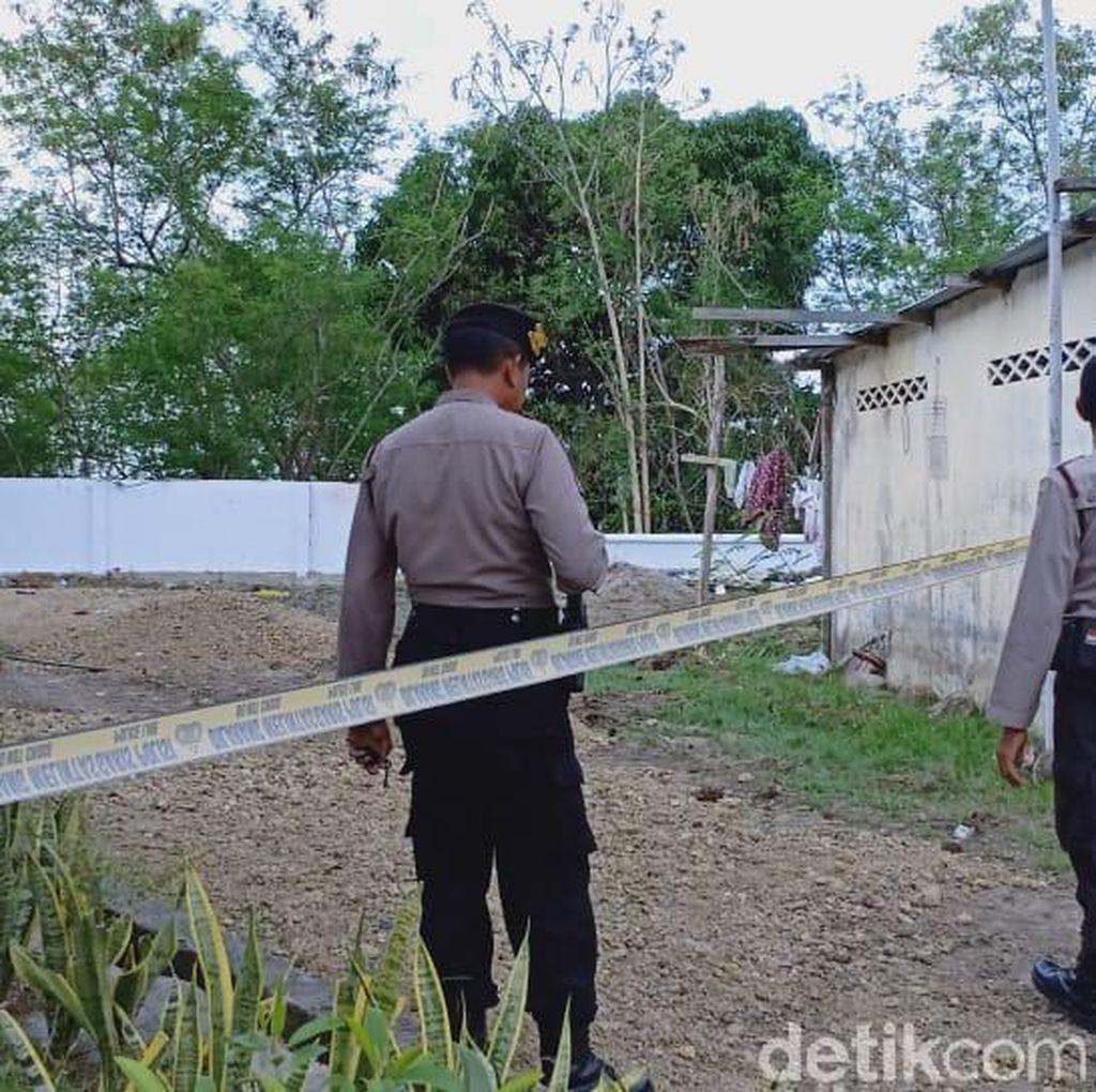 Ledakan di Kantor Kejari Parepare dari Barbuk Detonator yang Ditanam?