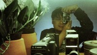 Setelah vakum dari layar kaca, Cecep menekuni dunia fotografi. Dok. Instagram/ccepreza_