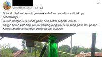 Dari Soda Susu Hingga Madu, Ramuan Ini Dipercaya Bisa Bersihkan Paru-paru