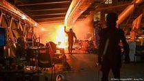 Dikepung Polisi di Kampus, Demonstran Hong Kong Diminta Menyerah