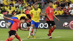 Akhiri Puasa Kemenangan, Brasil Atasi Korea Selatan 3-0