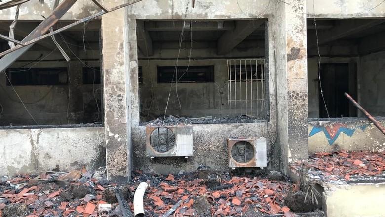 2 Siswa Korban Kebakaran SMK Yadika 6 Bekasi Masih Dirawat di RS