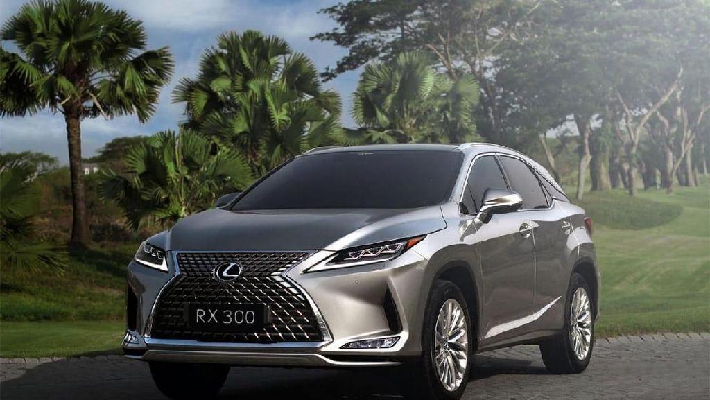 Lexus Kenalkan RX 300 Terbaru, Lebih Nyaman dengan Modal Rp 1,4 M