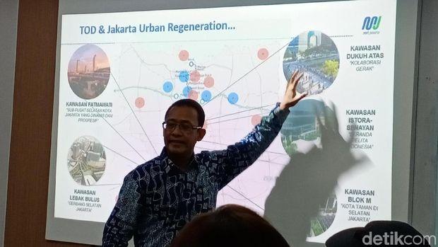 MRT Jakarta Mau Bangun Hunian di 3 Kawasan Ini