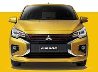 Mirip Xpander, Ini Wajah Baru Mitsubishi Mirage