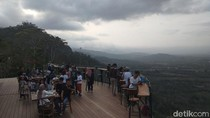 Foto: Tempat Hits di Magelang dengan Pemandangan 6 Gunung