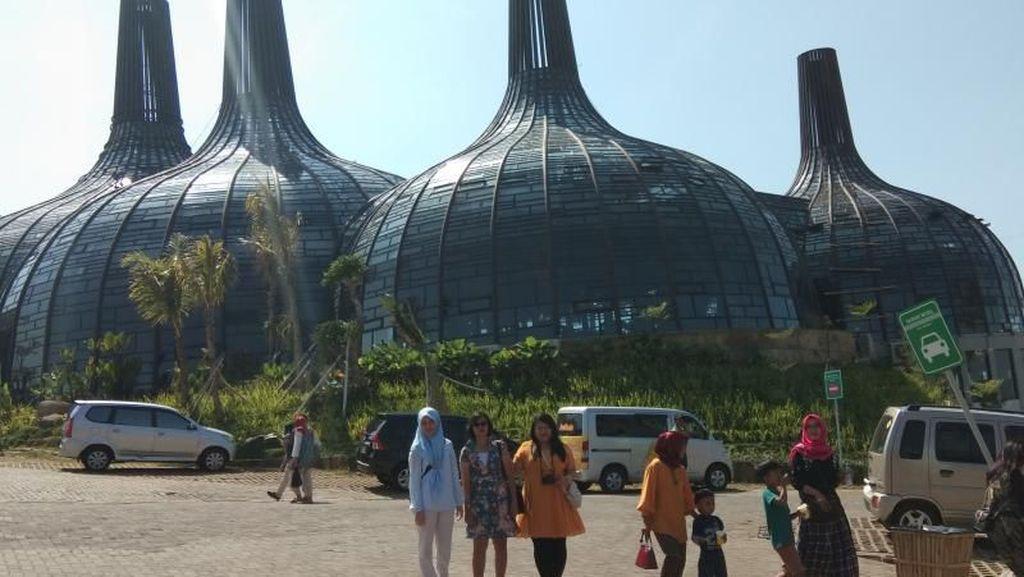 Dusun Semilir, Tempat Wisata Mirip Borobudur di Semarang